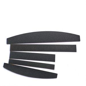 сменные файлы для пилок BLACK Econom черные, тонкие без подложки