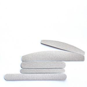сменные файлы для пилок GRAY Luxe на силиконе 1мм